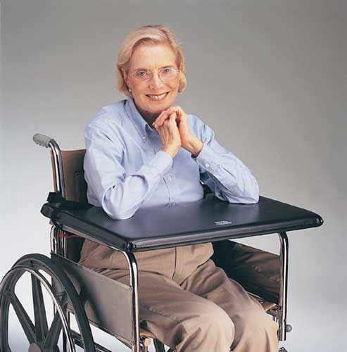 Wheelchair Sof-Top Removable Lap Tray