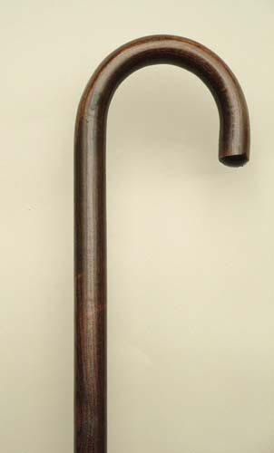 Wood Cane 1 x36  Walnut