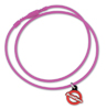 AllerMates Necklace Cord(Pink) for AllerMates Dog Tags