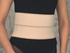 Back / Shoulder Brace With Magnets Beige