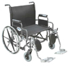 Bariatric Wheelchair Rem Full Arms 28  Wide