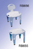Bath And Shower Seat W/ Back Carex