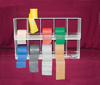 Cando Exercise Band Storage & Dispensing Rack - Single