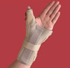 Carpal Tunnel Brace w/Thumb Spica  Left  Beige  X-Small