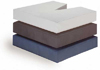 Coccyx Cushion Foam 18 x16 x3  Navy