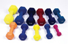 Dumbell Weight Color Neoprene Coated 8 Lb