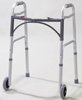 Easy-Release 2 Button Walker Youth w/5  Wheels