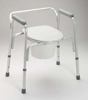Easycare 3 In 1 Commode- Steel - Guardian