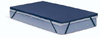 Gel Pro Mattress Overlay Sleep Mat  35 Wx76 Lx3 H  Hosp Size