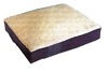 Gel Wheelchair Cushion w/Fleece Top  16 x22 x3.5