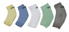 Heel and Elbow Protectors Blue/Md fits up to 17  cir.