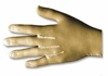 Jobst Medical Wear Glove w/Wrap Closure  Small  Regular