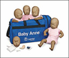 Laerdal Baby Anne CPR Training