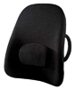 Lowback Backrest Support Obusforme  Black