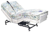 Luxury Adj Electric Bed w/ Premium Mattress Full 54 x 80