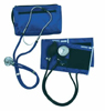 MatchMates Aneroid Sphyg Kit w/Stethoscope  Royal Blue