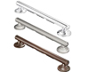 Moen Elegance Grab Bar  16  Chrome w/Grip Pads