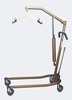 Patient Lifter-Hydraulic w/6-Point Cradle  (PMI)