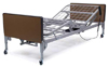 Patriot Full Electric Bed Bed w/ Mattress & Half Rails