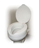 Raised Toilet Seat w/Lid 4  Savannah-style  Retail