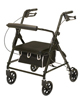 Rollator  Low Profile Metallic Burgundy  (PMI)