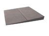 Rubber Threshold Ramp 2 1/2