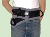 SafetySure Transfer Belt Sheepskin Lined Med 32 -48