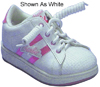Shoe Laces Coiler  White (pr)