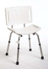 Shower Chair - Knocked Down - W/Back - Guardian  Case/3