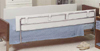 Side Bed Rail Bumper Pads Full Size 69  x 11  x 1 (pair)
