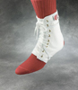 Swede-O Ankle Lok Small w/ Stabilizers  White