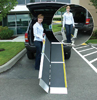Trifold Advantage Series Ramp 8'