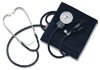 Two-Party Blood Pressure Kit (Omron#0116)