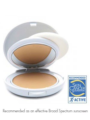 Eau Thermale Avene High Protection Tinted Compact - Beige for Sun Protection