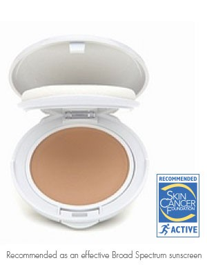 Eau Thermale Avene High Protection Tinted Compact - Honey for Sun Protection