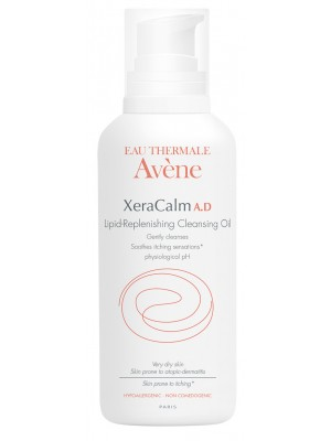 Eau Thermale Avene XeraCalm A.D. Lipid-Replenishing Cleansing Oil (For Atopic Skin)
