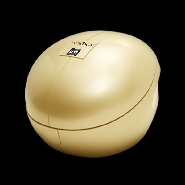 Wellbox GOLD Limited Edition Lipomassage Cellulite & Fat Reduction Device (New) - For Sale - LIMITED EDITION