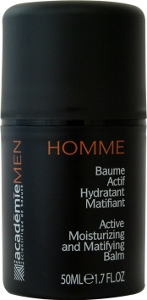 Academie Men Active Moisturizing & Matifying Balm