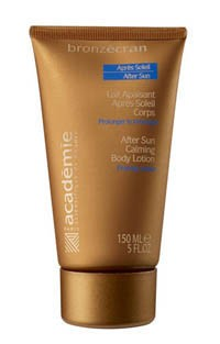 Academie Bronz`ecran After Sun Calming Body Lotion