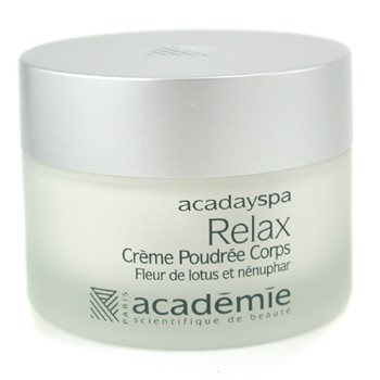 Academie Acadayspa Body Powdered Cream