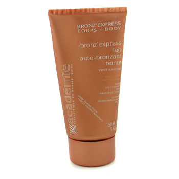 Academie BRONZ'Express Body Tinted Self-Tan Milk