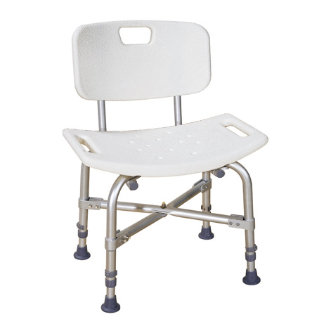 Alex Orthopedic Bariatric Bath Bench With Back