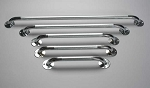 "Alex Orthopedic 12"" Chrome Plated Grab Bars"