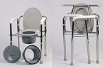 Alex Orthopedic 3 in 1 Folding Commode