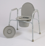Alex Orthopedic Bariatric 3 in 1 Commode