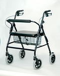 Alex Orthopedic Bariatric Rollator With Loop Brakes
