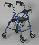 Alex Orthopedic Junior Rollator With Loop Brakes