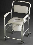 Alex Orthopedic Mobile Shower Chair