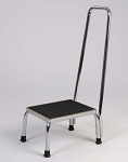 Alex Orthopedic Step Stool With Hand Rail