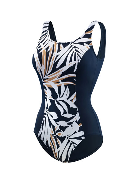Amoena Edinburgh HB Dark Blue Swimsuit (Mastectomy)